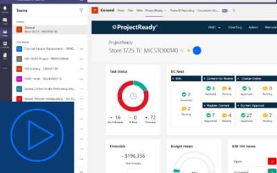 Integrate ProjectReady with Microsoft Teams