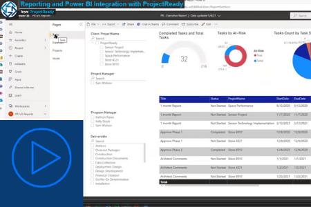 Reporting and Power BI Integration