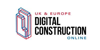 UK & Europe Digital Construction Event Logo